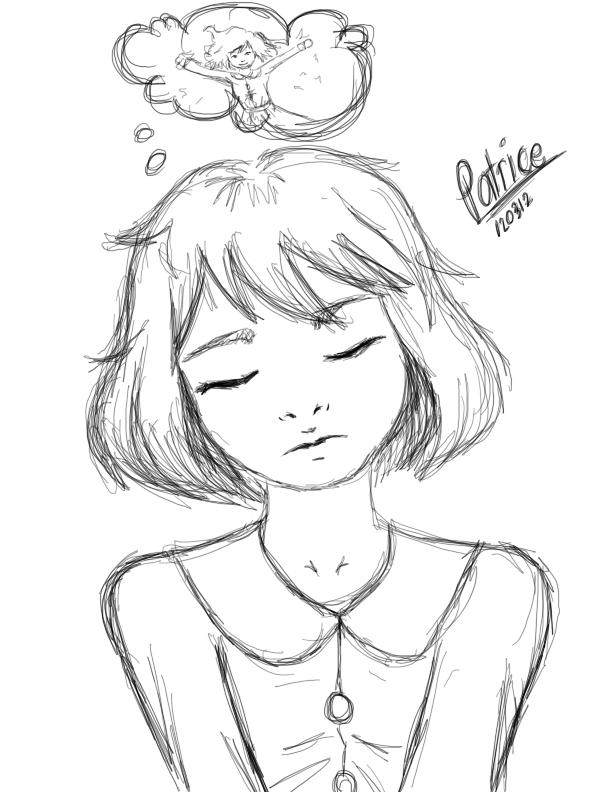 Random sketches hindrance for Random sketch ideas