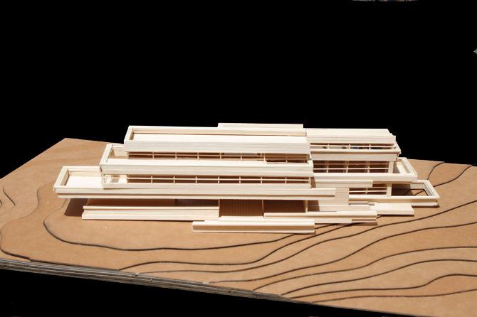 administration building eaglebrook n y. Black Bedroom Furniture Sets. Home Design Ideas